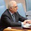 Intervention de Benon Sevan au Conseil de sécurité