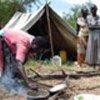 乌干达的难民营