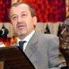 Minister Roberto Maroni accepts award