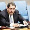 Le ministre des Affaires Etrangères iraquien, Hoshyar Zebari