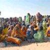 Soudanais à la frontière tchadienne