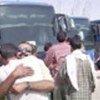 Le retour d'Arabie Saoudite de réfugiés Iraquiens