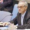 Council President Amb. de La Sablière