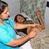 Augmentation du nombre de femmes recevant des soins prénatals