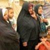 سكان مشردون في بغداد