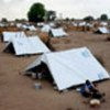 苏丹难民营