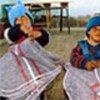 Les enfants luttent pour survivre au froid