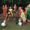 Children struggle to find clean water