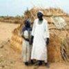 Camp de réfugiés dans l'Ouest du Soudan