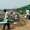 Les ruines du camp de Gatumba, au Burundi (archives)