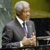 Annan addresses General Assembly
