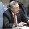 L'ambassadeur du Chili, Heraldo Muñoz