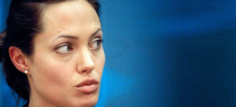 анджелина джоли без макияжа фото что люди