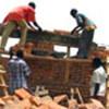 Building school in Luthaya, Sudan