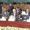 Kofi Annan à la conférence sur l'Iraq