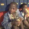 беспризорные дети в Южной Африке
