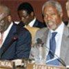Kofi Annan addresses High-level meeting