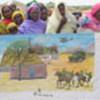 Darfur refugee women welcome António Guterres