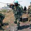 维和部队在刚果