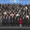 Group photo of leaders attending World Summit