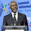 Annan addresses World Summit