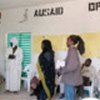 Training workshop for refugee midwives, Chad