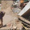 The Asian quake killed over 73,000