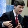 Jeffrey Sachs briefs press