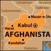 خارطة أفغانستان