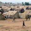 Breidjing camp in eastern Chad