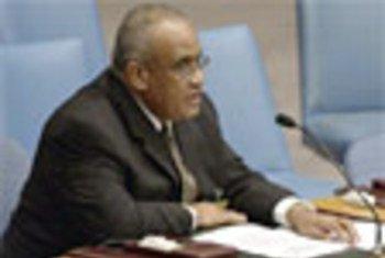 Salim Ahmed Salim wa Tanzania