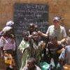 Poland's Robert Korzeniowski in Mali