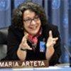 ILO's Maria Arteta briefs on report
