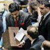 Member States cast their votes in Council elections
