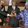 2006年协定签署仪式