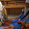 Lebanese seek shelter in Beruit classroom