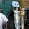 WFP food aid in Damascus