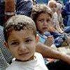 黎巴嫩流离失所儿童