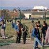 Asylum seekers near French port of Calais
