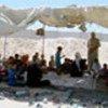 Palestinians stuck on the Iraqi-Syrian border