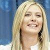 La star du tennis et Ambassadrice de bonne volonté du PNUD, Maria Sharapova