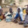 Refugiados de<br>Darfur en Chad