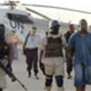 UN helps Haitian police transfer gang leader