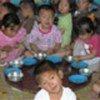 援助朝鲜儿童
