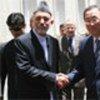 Karzai y Ban