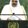 Sheikh bin Khalifa of Qatar