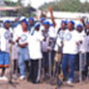 Members of the Single Leg Amputees Sports Club