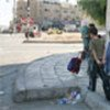 Iraqi and Jordanian children going to school