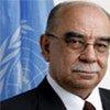 President of ECOSOC,  Ambassador  Léo Mérorès of Haiti