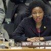 Deputy Secretary-General Asha-Rose Migiro